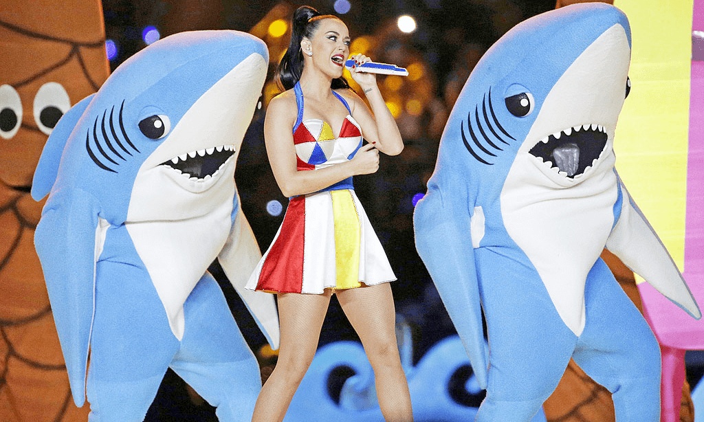 Katy Perry Left Shark Cease Desist