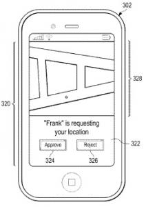 Apple Location Tracking Patent