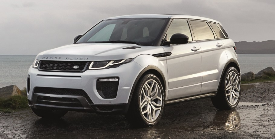 Land Rover's Evoque