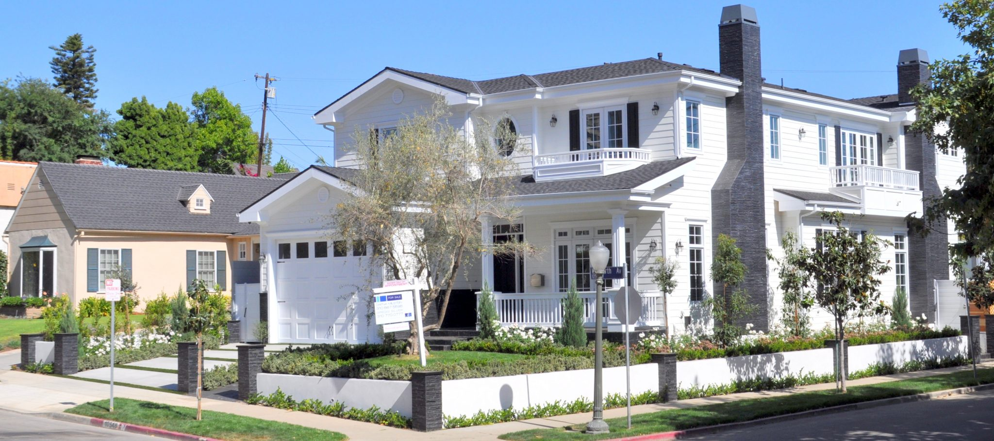 Mansionization Los Angeles