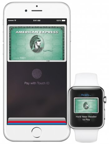 Apple Pay allows users
