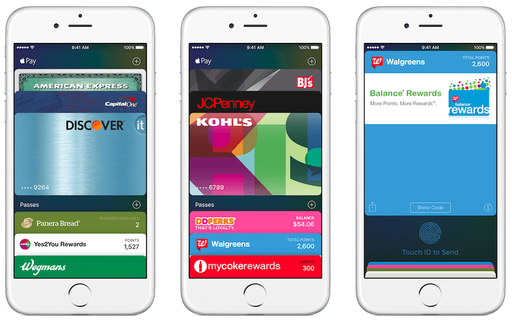 Apple Mobile Payment App