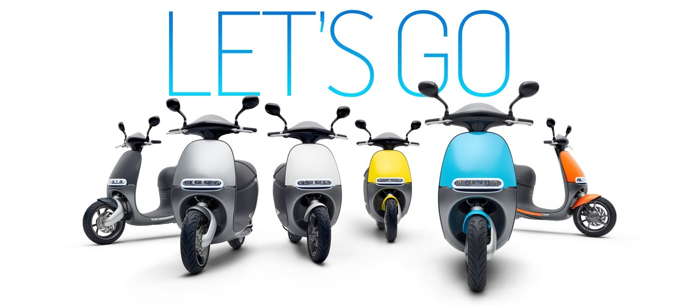 Electric SmartScooter Startup Company