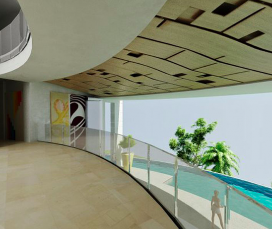 Hadid Giga-mansion