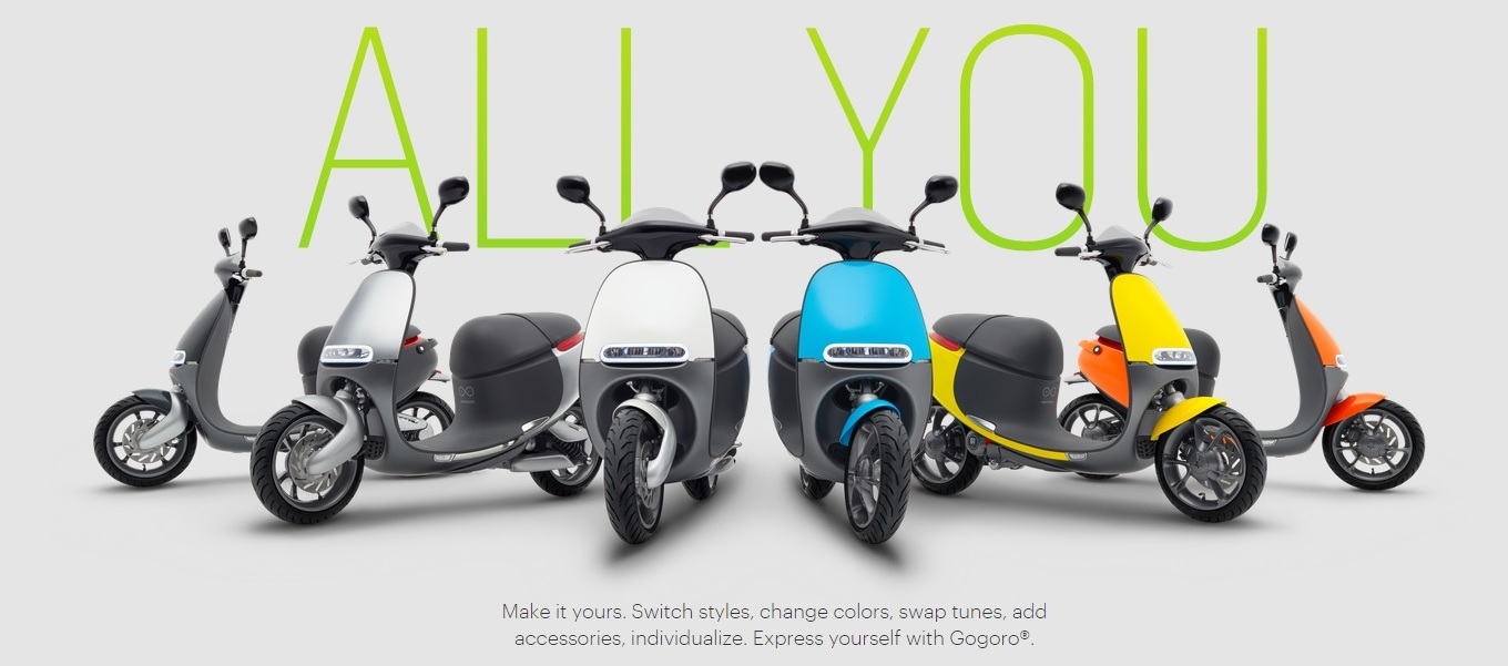Startup Scooter Company