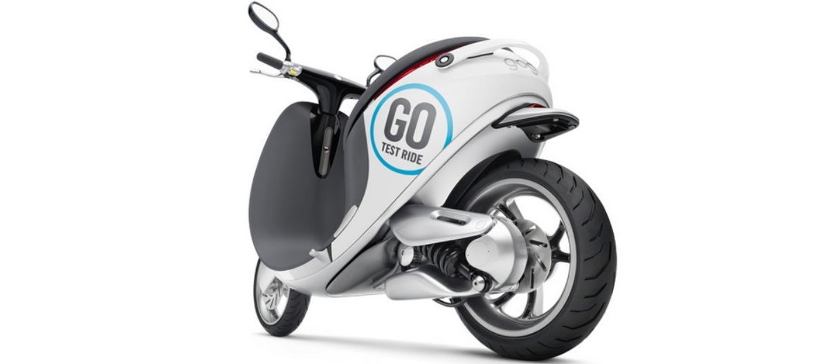 Electric Scooter Startup Shipping Its