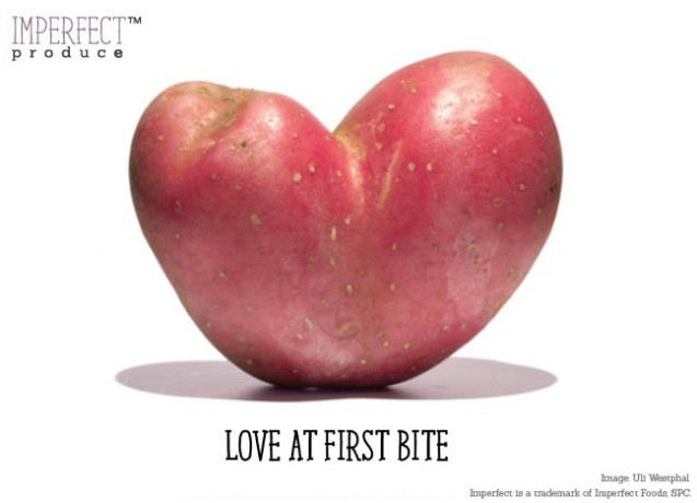 Imperfect Fruit - love at first bite